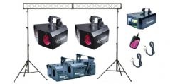 5 Effects and 3m Truss Package (Hire Cost per Day)